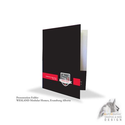 Presentation Folder - Wesland